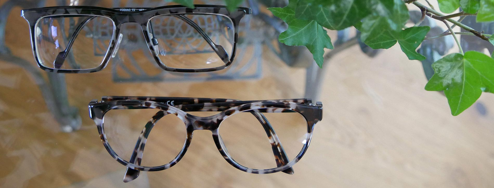 Damenbrille Optiker Cham